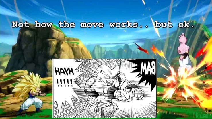 Comparaison Gotenks FighterZ Manga Anime 032