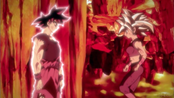 Dragon Ball Super 116 – Goku Ultra Instinct vs Kefla Super Saiyan