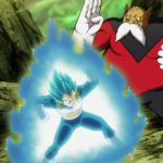 Dragon Ball Super Episode 114 0026 Vegeta Super Saiyan Blue SSGSS