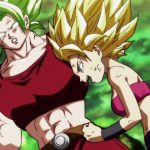 Dragon Ball Super Episode 114 0039 Kale Caulifla