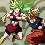 Dragon Ball Super Episode 114 0090 Goku Super Saiyan Kale