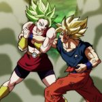 Dragon Ball Super Episode 114 0091 Goku Super Saiyan Kale