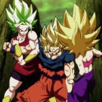 Dragon Ball Super Episode 114 0093 Goku Super Saiyan Kale Caulifla