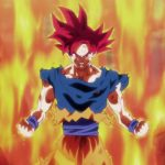 Dragon Ball Super Episode 114 0104 Goku Super Saiyan God