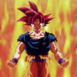 Dragon Ball Super Episode 114 0105 Goku Super Saiyan God