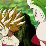 Dragon Ball Super Episode 114 0106 Kale Caulifla