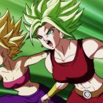 Dragon Ball Super Episode 114 0109 Kale Caulifla
