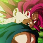 Dragon Ball Super Episode 114 0116 Goku Super Saiyan God