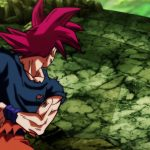 Dragon Ball Super Episode 114 0128 Goku Super Saiyan God