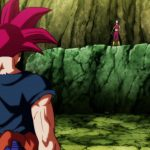 Dragon Ball Super Episode 114 0160 Goku Super Saiyan God Kafla