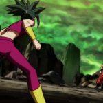 Dragon Ball Super Episode 115 00012 Goku Super Saiyan God Kafla Kefla