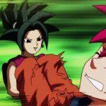 Dragon Ball Super Episode 115 00023 Goku Super Saiyan God Kafla Kefla
