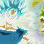 Dragon Ball Super Episode 115 00080 Goku Super Saiyan Blue Kafla Kefla Super Saiyan