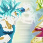 Dragon Ball Super Episode 115 00081 Goku Super Saiyan Blue Kafla Kefla Super Saiyan