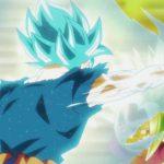 Dragon Ball Super Episode 115 00082 Goku Super Saiyan Blue Kafla Kefla Super Saiyan
