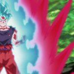 Dragon Ball Super Episode 115 00101 Goku Super Saiyan Blue Kaioken