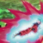 Dragon Ball Super Episode 115 00108 Goku Super Saiyan Blue Kaioken