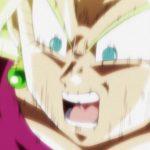 Dragon Ball Super Episode 115 00113 Kafla Kefla Super Saiyan