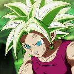 Dragon Ball Super Episode 115 00117 Kafla Kefla Super Saiyan