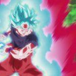 Dragon Ball Super Episode 115 00119 Goku Super Saiyan Blue Kaioken
