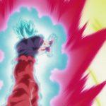 Dragon Ball Super Episode 115 00120 Goku Super Saiyan Blue Kaioken