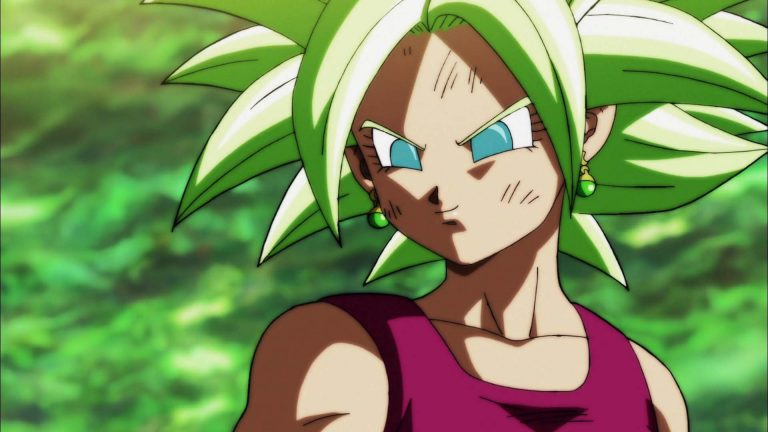 Dragon Ball Super Episode 115 00128 Kafla Kefla Super Saiyan