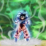 Dragon Ball Super Episode 116 00005 Goku Ultra Instinct