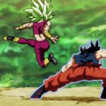 Dragon Ball Super Episode 116 00044 Goku Ultra Instinct Kafla Kefla