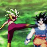 Dragon Ball Super Episode 116 00045 Goku Ultra Instinct Kafla Kefla