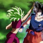 Dragon Ball Super Episode 116 00050 Goku Ultra Instinct Kafla Kefla