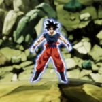 Dragon Ball Super Episode 116 00061 Goku Ultra Instinct