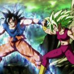 Dragon Ball Super Episode 116 00087 Goku Ultra Instinct Kafla Kefla