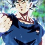 Dragon Ball Super Episode 116 00101 Goku Ultra Instinct