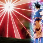 Dragon Ball Super Episode 116 00106 Goku Ultra Instinct