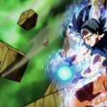 Dragon Ball Super Episode 116 00116 Goku Ultra Instinct