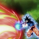Dragon Ball Super Episode 116 00138 Goku Ultra Instinct