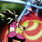 Dragon Ball Super Episode 116 00148 Goku Ultra Instinct Kafla Kefla