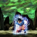 Dragon Ball Super Episode 116 00159 Goku Ultra Instinct