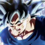 Dragon Ball Super Episode 116 00160 Goku Ultra Instinct