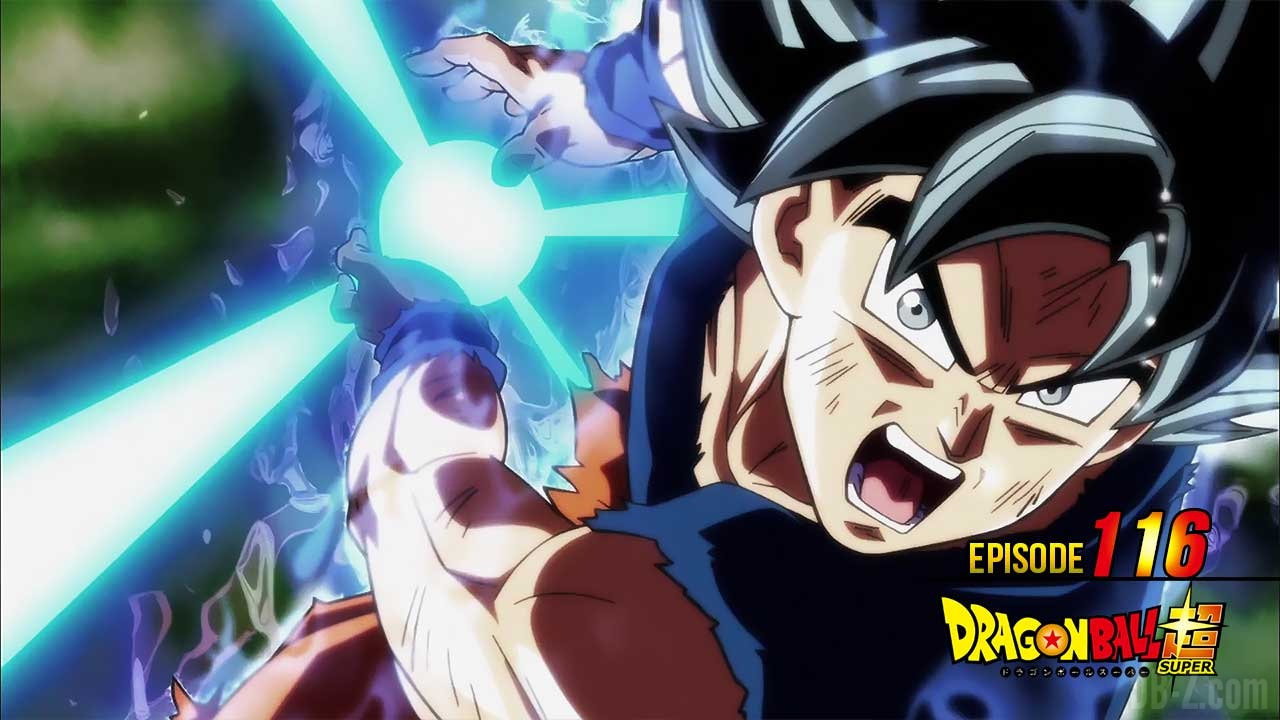 Dragon Ball Super épisode 116 Goku Vs Kafla Final Round
