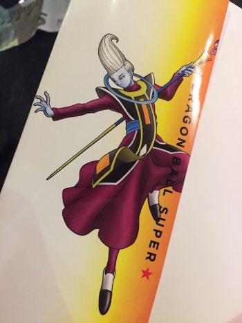 Dragon Ball Super vol 4 couverture interieure