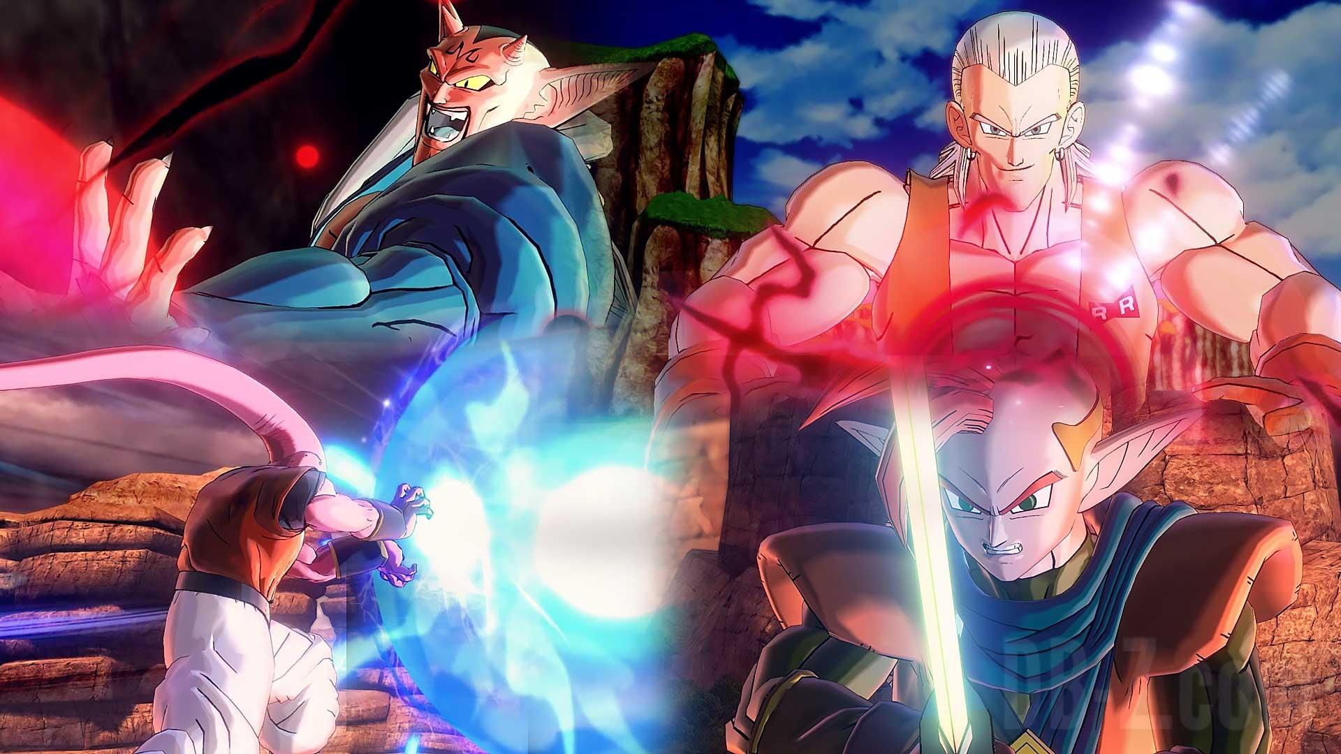 Dragon Ball Xenoverse 2 DLC Adds Ultra Instinct Goku ...