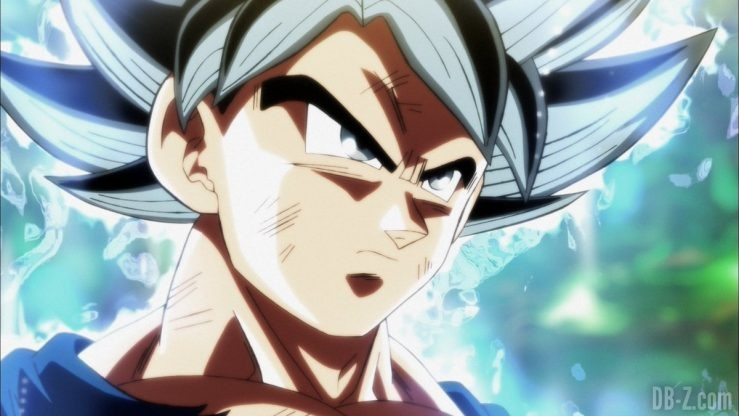Goku Ultra Instinct Dragon Ball Super episode 116