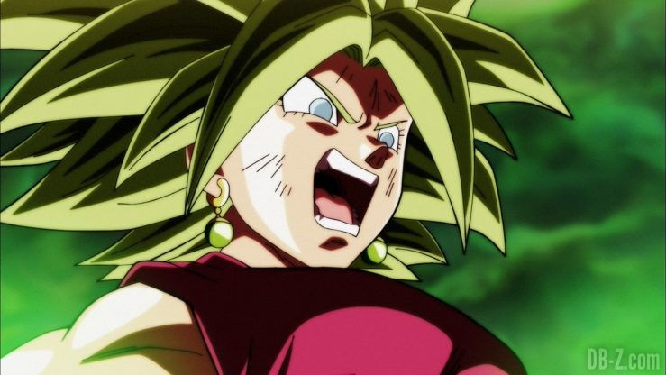 Super Saiyan Kafla Dragon Ball Super episode 116