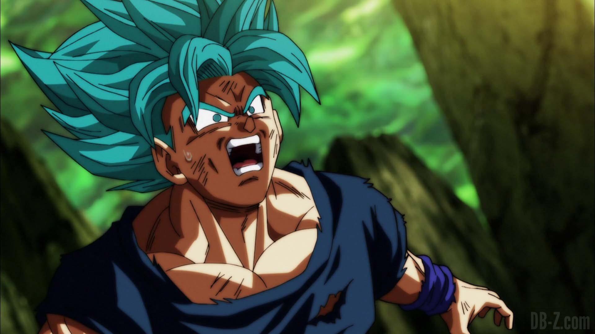 Nike x Dragon Ball Super VaporMax Son Goku Super Saiyan Blue