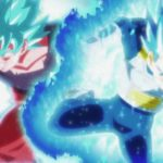 Vegeta Super Saiyan Blue SSGSS Avancé Evolué