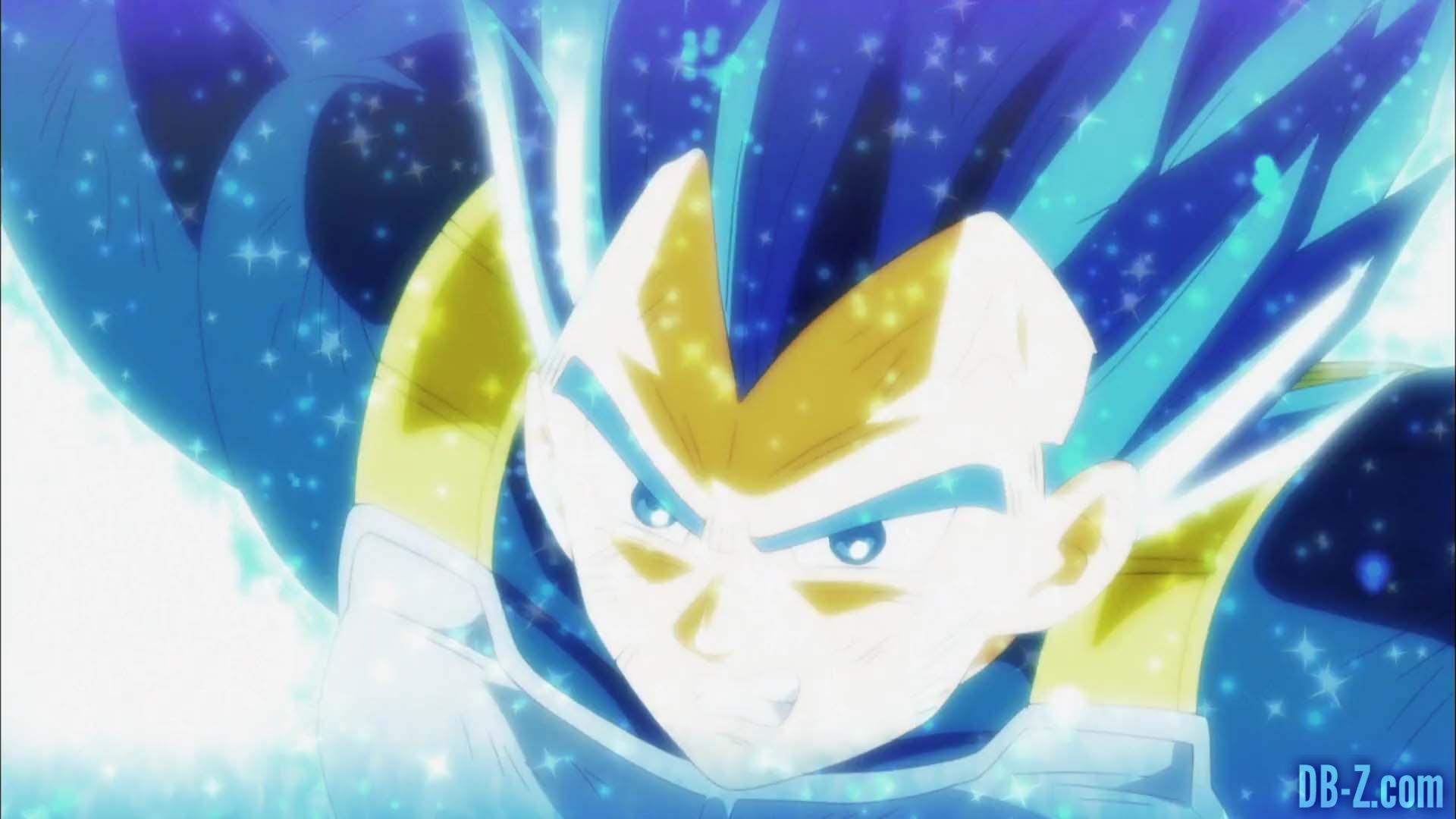 Dragon Ball Super Episode 124 0011 Vegeta Ultra Instinct
