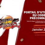 Precommande Code Beta Draogn Ball FighterZ
