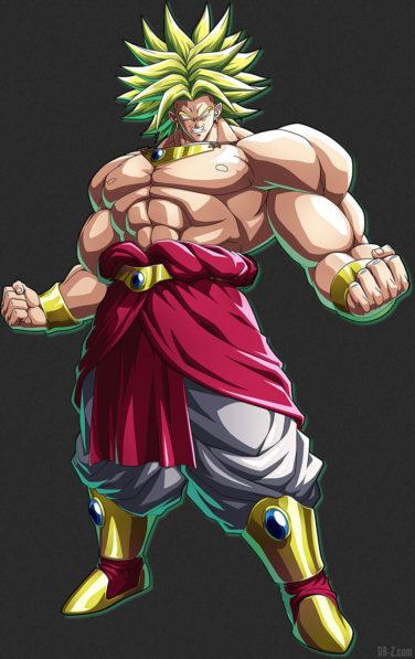 Dragon ball fighterz broly et bardock en d tail images stats - Dragon ball z broly le super guerrier vf ...