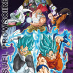 Dragon Ball Super VF Collector - Le Poster provisoire